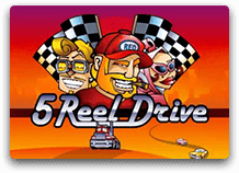 Слот автомат 5 Reel Drive