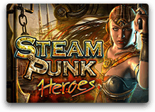 Автомат 777 Steam Punk Heroes