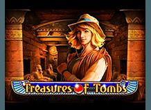 Игровой автомат Treasures Of Tombs