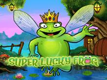Super Lucky Frog – удачный онлайн игровой автомат в казино
