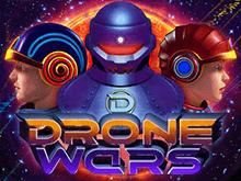 Drone Wars на официальном зеркале онлайн-казино