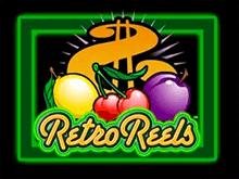 Игровой автомат Retro Reels – играйте на реальные деньги в казино
