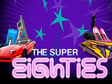 Super 80s – популярный игровой автомат от компании Netent