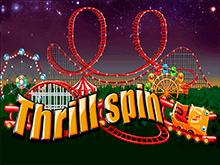 Thrill Spin — игровой автомат с тематикой аттракционов