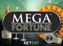 Mega Fortune – онлайн игровой автомат в казино Кристалл и зеркале