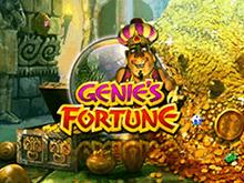 Играйте онлайн в автомат Genie's Fortune — получите сказочные сокровища