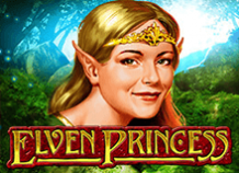 Играйте онлайн в виртуальный игровой аппарат Elven Princess на сайте