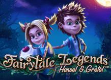 Игровой онлайн автомат Fairytale Legends: Hansel And Gretel