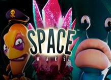 Space Wars от NetEnt – фантастический игровой аппарат