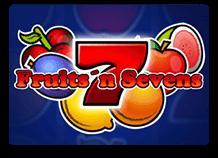 Игровой автомат Fruits and Sevens